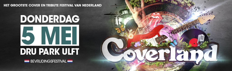 Coverland tribute festival Holland